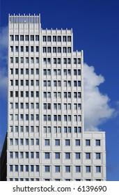 modern building - city landscape