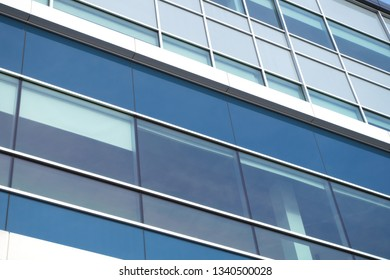 modern building glass structure office skyscraper diagonal lines