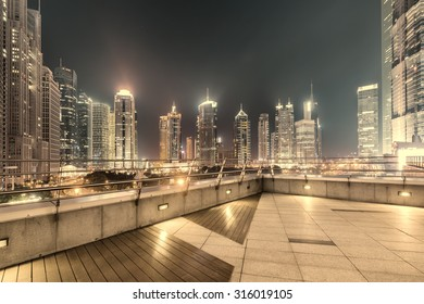 the modern building of the lujiazui financial centre in shanghai china