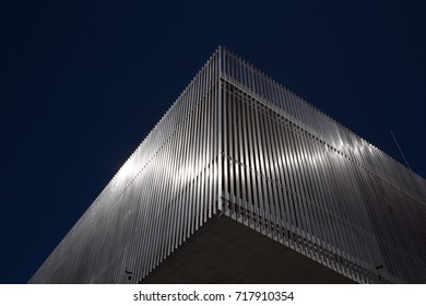 Modern Building in near Zagreb