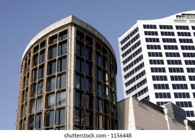 Modern Building, Sydney, Australia