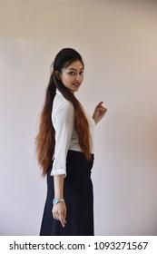 Modern Business Girl