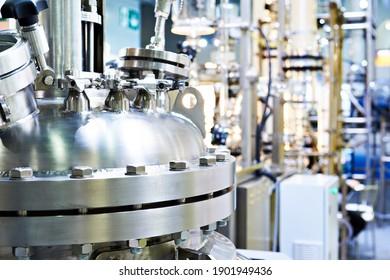 Modern chemical industrial titanium reactor