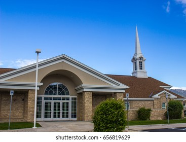 Modern Church Building Images, Stock Photos & Vectors | Shutterstock