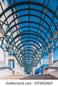 modern city arhitecture