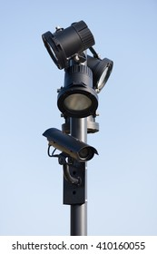 The modern city monitoring