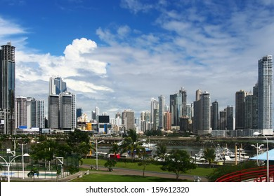 Modern City View, Panama City