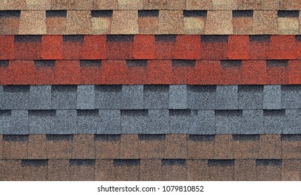 Modern color roofing material.Texture, background.