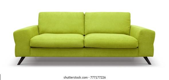 Modern cozy sofa