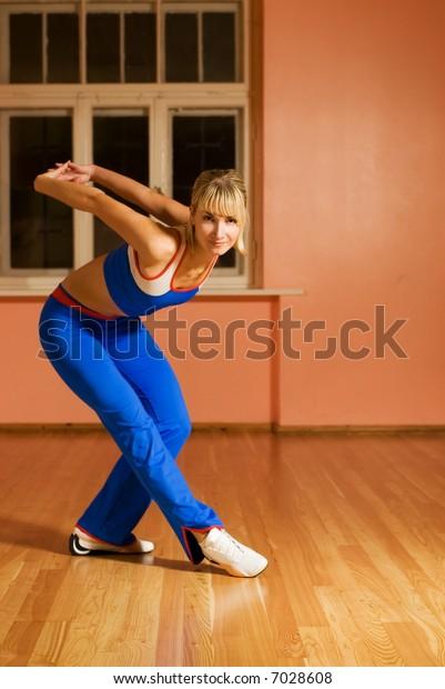 Modern dance trainer