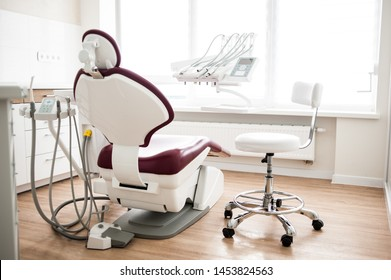 Modern dental clinic for patients.