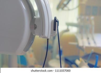 Modern dental equipment