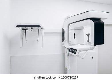 modern dental tomograph
