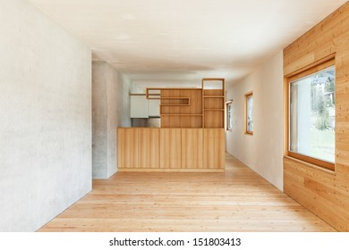 modern design, interior home, view room