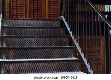 Metal Stairs Images Stock Photos Vectors Shutterstock,Hd Designs Outdoor Furniture