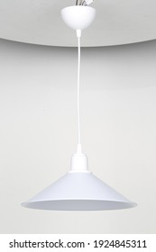 modern design white opal indoor pendant lamp with bulb