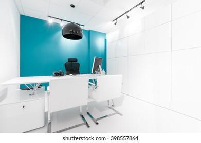 A modern designer office