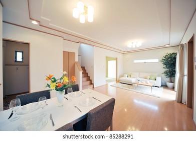 Modern Dining room-10
