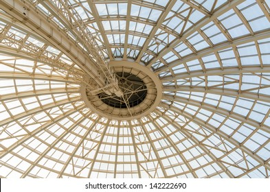 Modern Dome Structure