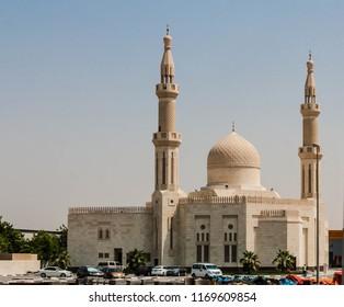modern Dubai mosques