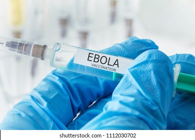modern ebola vaccination