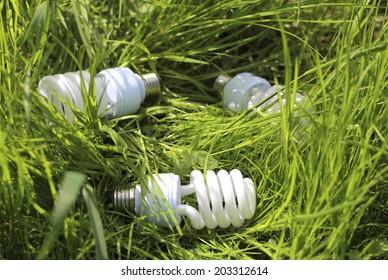 modern ecological energy-saving lighting