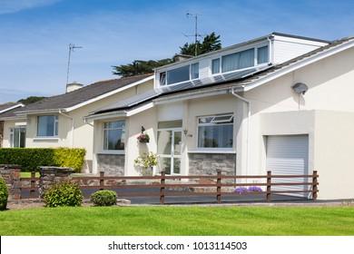 Modern english houses,UK