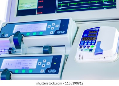 modern equipment in the hospital