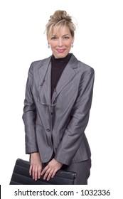 Modern executive female