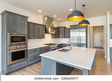 Modern Farm House Kitchen