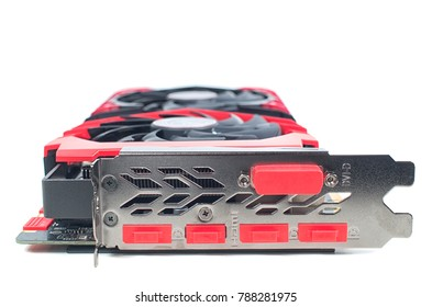 Modern graphical card fan used in crypto currency mining gigs