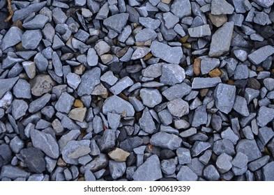 Modern Grey stones texture
