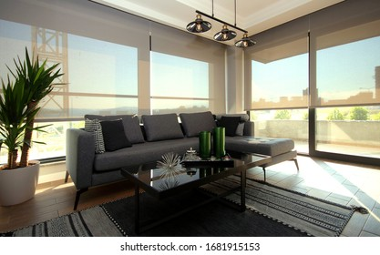 Modern Home Design and Patio Furniture