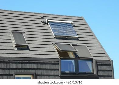 Solar Water Heater Images, Stock Photos & Vectors | Shutterstock