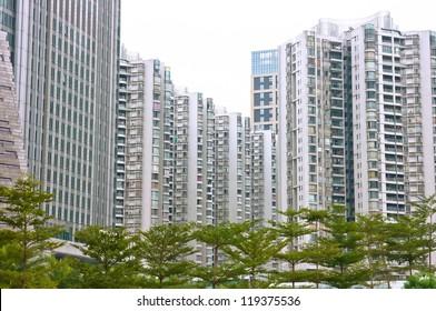 Modern Housing,Guangzhou China