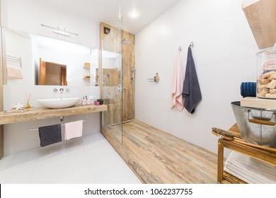 Shower Compartment Images Stock Photos Vectors Shutterstock - Bathroom compartment