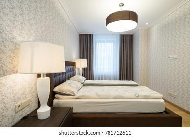 Bedroom Furniture Images Stock Photos Vectors Shutterstock - Floor to ceiling bedroom furniture