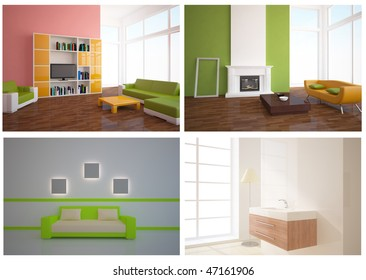 modern interior collection
