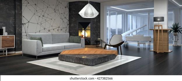 Interior Design Stock Images RoyaltyFree Images Vectors