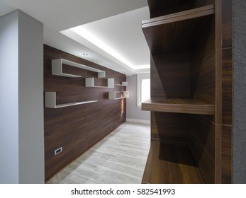 Modern interior wall design