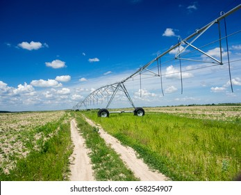 modern irrigation systems