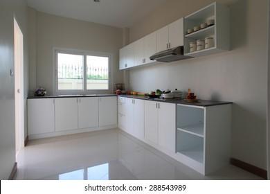 Modern kitchen at home