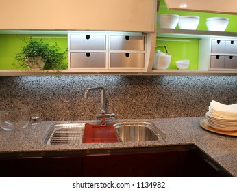Modern kitchen - home interiors