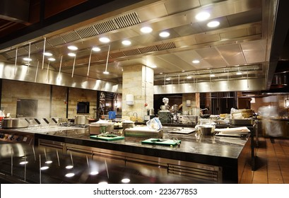hotel kitchen design. A modern kitchen in a hotel or restaurant Commercial Kitchen Images  Stock Photos Vectors Shutterstock