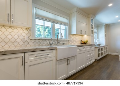 Modern Kitchen Remodel with Farmhouse Sink
