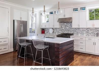 Modern kitchen that is stylish