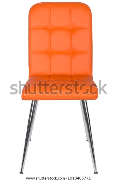 Excellent Modern Leather Chair Isolated Furniture Chair Stock Photo Machost Co Dining Chair Design Ideas Machostcouk
