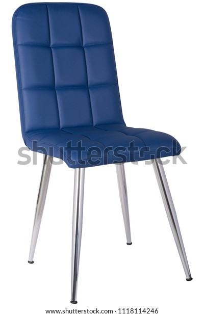 Super Modern Leather Chair Isolated Kitchen Furniture Stock Photo Bralicious Painted Fabric Chair Ideas Braliciousco