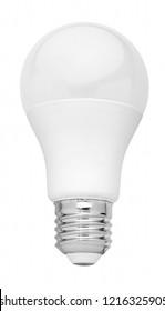 modern LED lamp. isolated