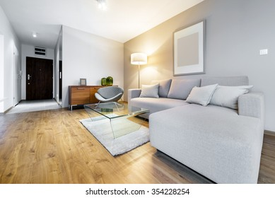 Appartement design moderne